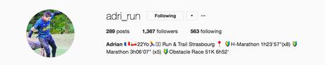 Round 6 : 10 nouveaux comptes « sportifs » sur Instagram qu'il faut absolument suivre.