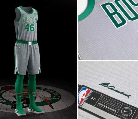 Nike présente les jerseys NBA «City Edition»