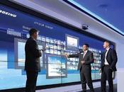 [Installation] centre collaboration Boeing repose distribution audio/vidéo Lightware