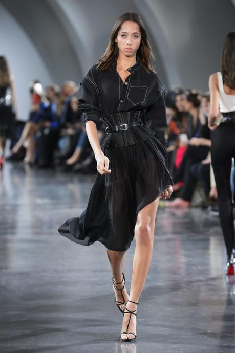 Thierry Mugler ,Fashion Week Paris, Printemps-Été 2018