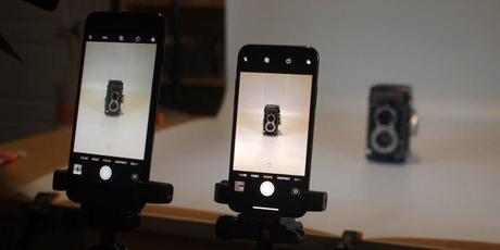 Zoom optique : l'iPhone X bien meilleur l'iPhone 7 Plus