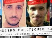 Rétrospective 2017 prisonniers politiques Kabyles croupissent toujours dans geôles l'Algérie coloniale
