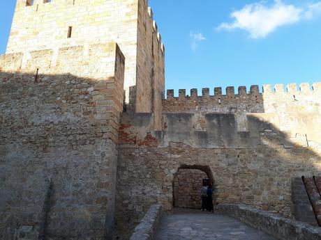 Château Saint-Georges - Lisbonne