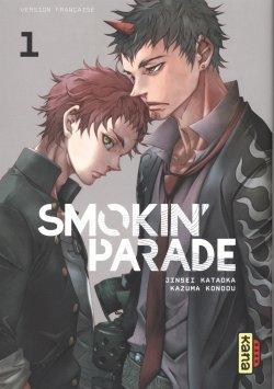 Smokin' Parade Tome 1 de Jinsei Kataoka et Kazuma Kondou