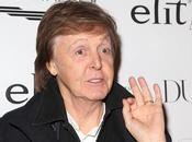 Invités concert Paul McCartney, sans-abri n'ont assister