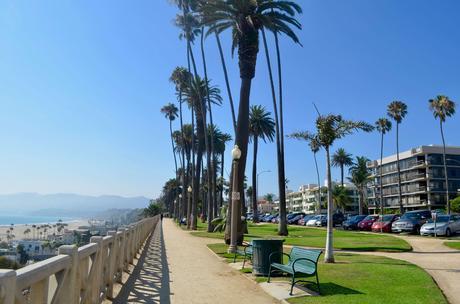 Palisades Park Santa Monica