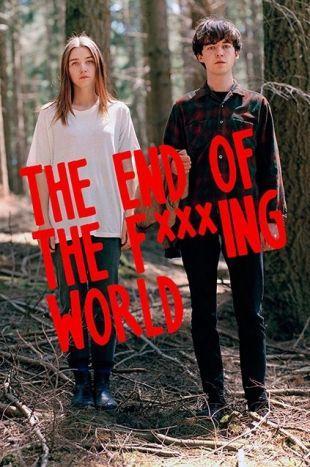 [Trailer] The End Of The Fucking World : la nouvelle série trash de Netflix !