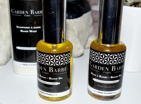 Garden Barbe, les soins à barbe 100% naturels et made in France