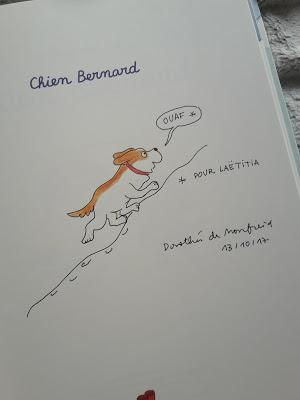 Chien Bernard ♥ ♥ ♥