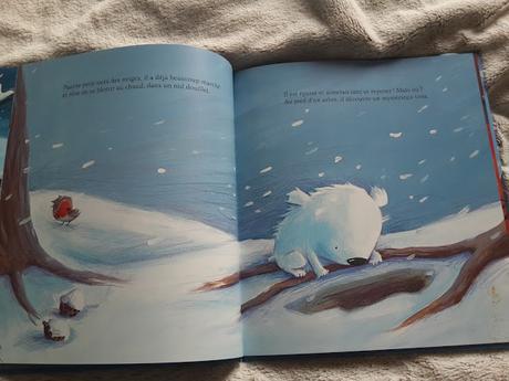 Feuilletage d'albums #69 : Le petit Ours des Neiges ♥ ♥ ♥ - Bien au chaud pour l'hiver