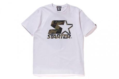 Bape x Starter Black Label