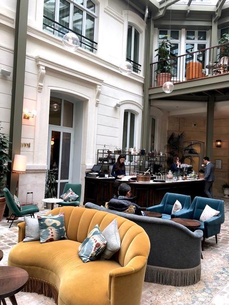 Hotel Paris : J'ai testé The Hoxton !