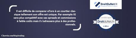 Top 10 eToro Avis des gourous du trading/bourse