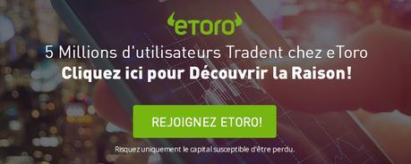 iToro bourse (eToro) : Trader, investir et gagner plus du trading social