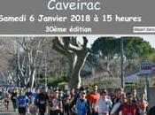 L'année 2018 débute…petit Trail Caveirac
