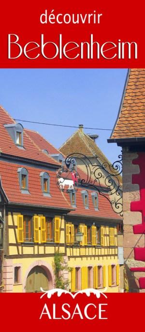 Découvrir le village de Beblenheim en Alsace © French Moments