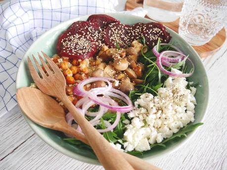 Buddha bowl : 3 recettes pour composer sa salade-repas