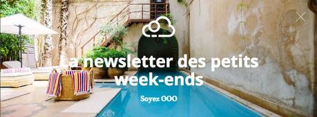 Gustave & Rosalie : des newsletters remplies de superbes adresses !