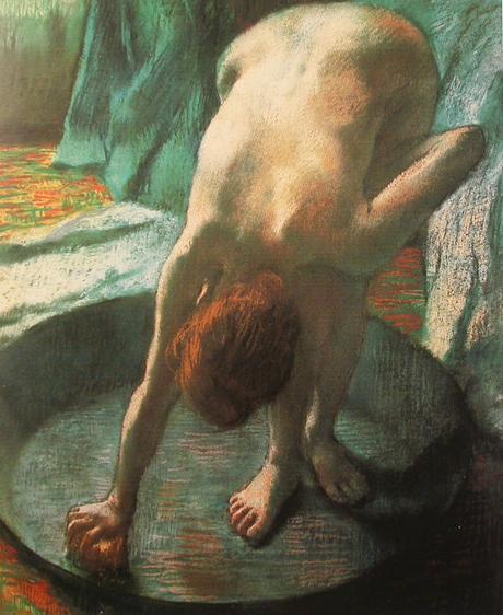 Degas - Le Tub, 1885/1886