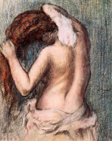 Degas - Femme s'essuyant la nuque, 1894