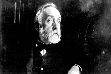 Degas - Autoportrait, photographie 1896