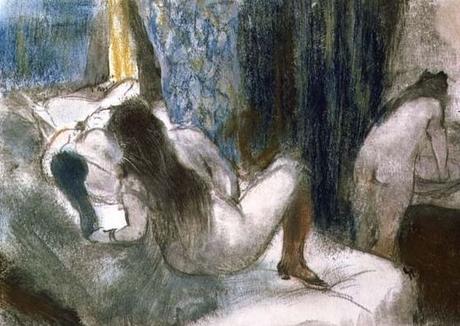 Degas - Le bordel, vers 1879