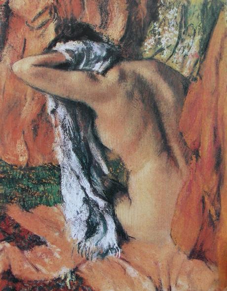 Degas - Après le bain, 1890/1893
