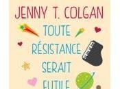 Toute Résistance Serait Futile Jenny Colgan