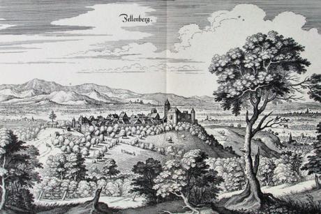 Zellenberg au 17e siècle