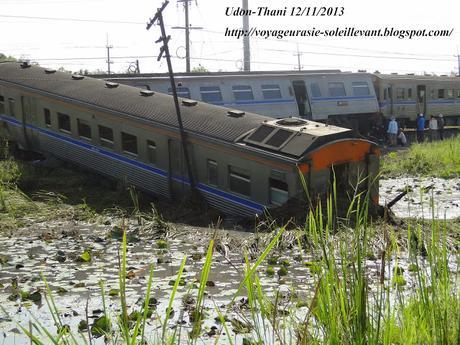 Thailand train history