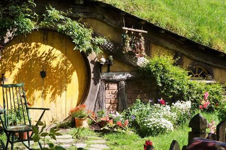 Nouvelle-Zélande : Hobbiton