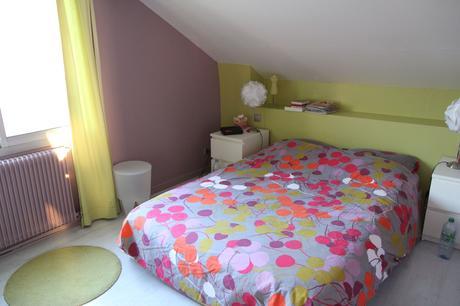 La nouvelle d co de ma chambre bleu marine noir et blanc dor paperblog - Deco chambre dore ...
