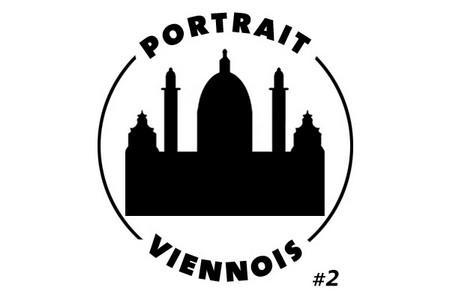 Portrait viennois #2 - Sandrine