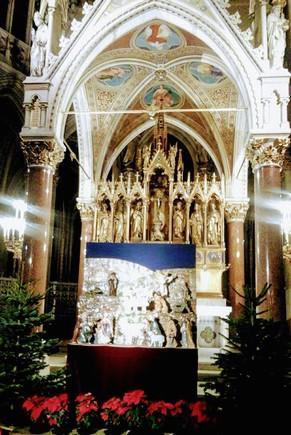 vienne église votive votivkirche