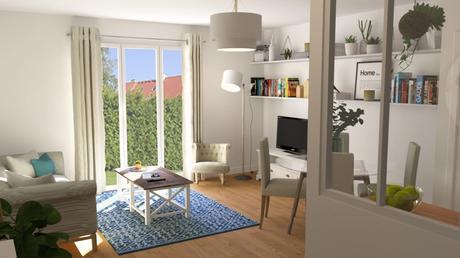 ouvrir et agencer une petite cuisine. Black Bedroom Furniture Sets. Home Design Ideas