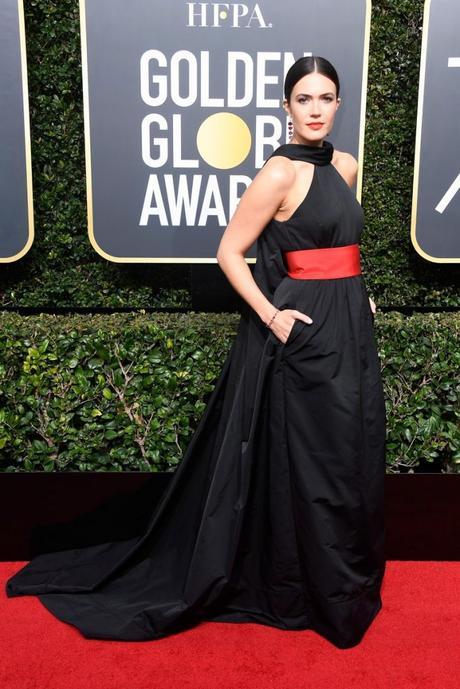 Le tapis rouge du week-end Golden Globes 2018