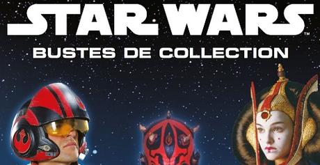 Une Collection de bustes Star Wars chez Altaya