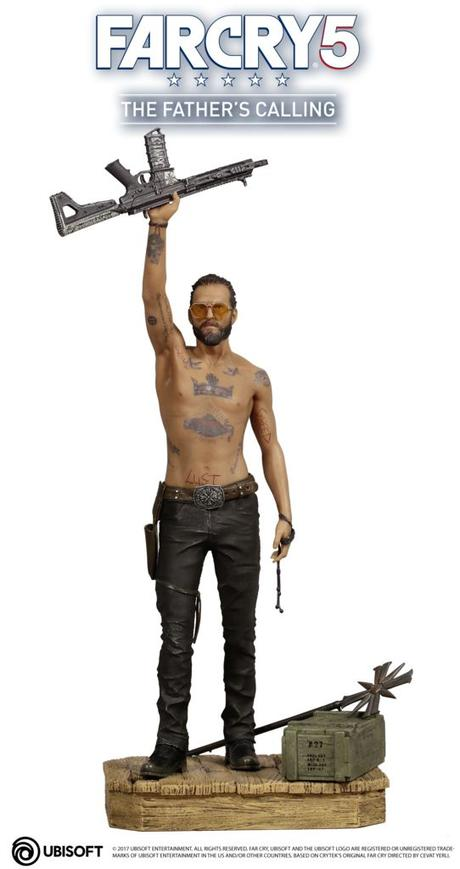 Figurine – Far Cry 5 – Une figurine collector de Joseph
