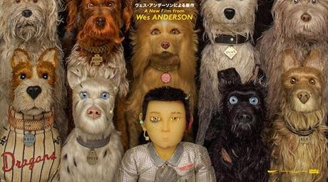 Bande annonce VOST pour Isle of Dogs de Wes Anderson