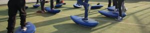 kiné, faites surfer vos patients avec Toyboard