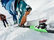 Nouvelle fixation inserts Marker Alpinist