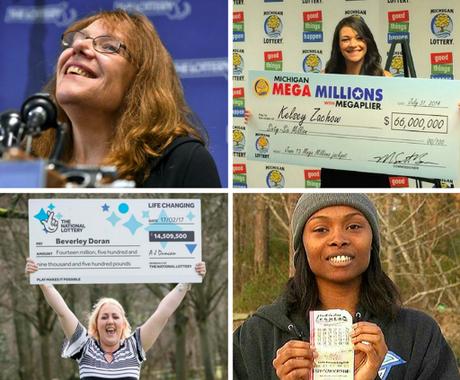 5 mamans qui ont gagné à la loterie