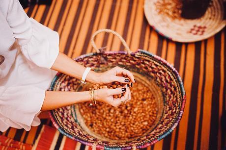L'or du Maroc : l'Argan et Melvita