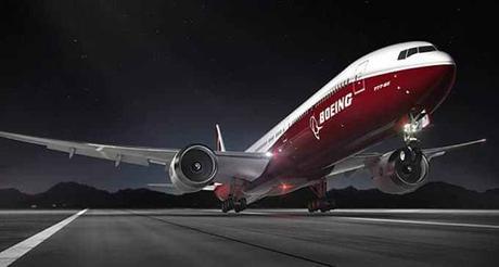 777X : Boeing repousse les limites du long-courrier biréacteur