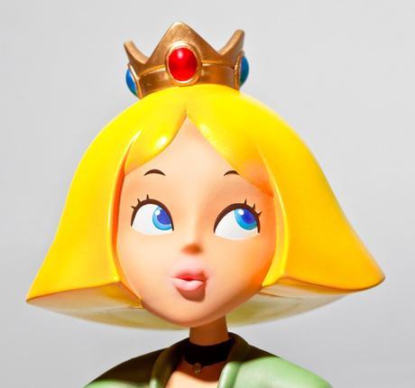 LÉON rencontre Super Mario dans une sculpture en édition limitée