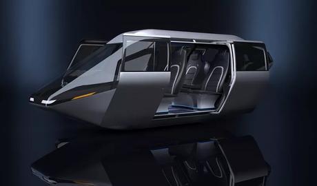 Uber présente ses taxis volants électrique et auto-piloté