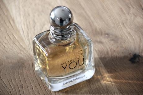 Because it's you d'Armani, mon parfum de l'hiver !