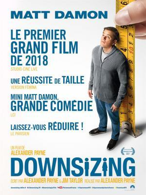 Downsizing (2018) de Alexander Payne.