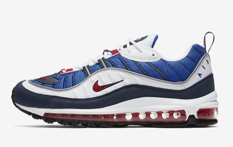 La Nike Air Max 98 Gundam Closer look & release date
