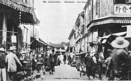 quartier cholon